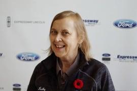 Kathy Saunders