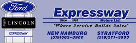 Expressway Ford Logo